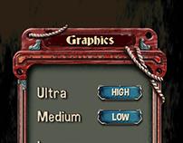 Game UI Design Manipulation