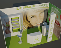 HERBALIFE Stand 2014
