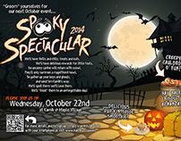 Karnik - Spooky Spectacular Event