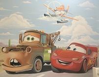 Kids Room Cars & Planes