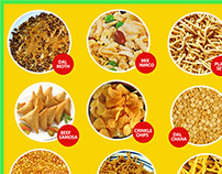 Nimco Food Menu
