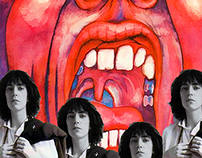 PATTI AND KING CRIMSON