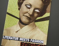 FASHION MEETS LITERATURE | Brochure