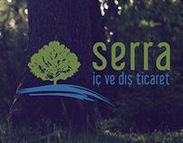 Serra Logo Work