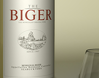 Biger wine / Branding Concept 2011
