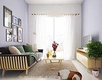 NEST HOME : Interior Design