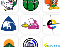 Old Logos (1990-2008)