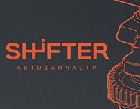 Shifter. Auto parts