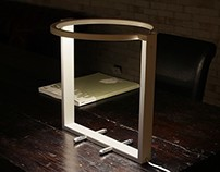 L.A. table lamp