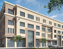 Badr Office Building