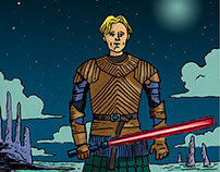Darth Brienne (Star Wars vs Game of Thrones)