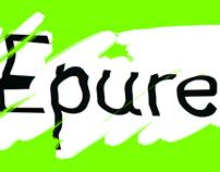 Epure / typography