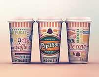 Papabon packaging