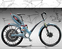 Urban Survival City Bike