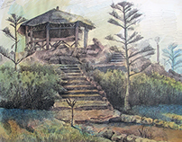 Outdoor Sketch (Landscape)