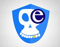 E-piracy campaign logo