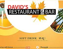 David Bar & Restaurant