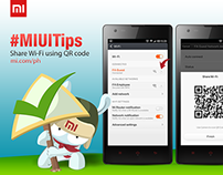 MIUI Tips Graphics