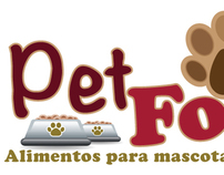 PetsFood Logo