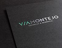 Vía Montejo Branding