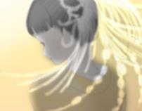 Japanese hairpin