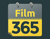 Logo & UI/UX Design for Film 365