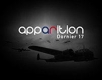 Apparition, App for Royal Air Force Museum, Dornier 17