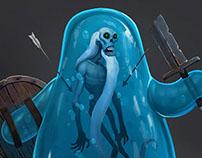 Jelly Zombie