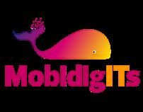 MobidigITs - logo & website
