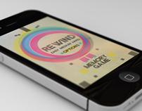REWIND  -  IPhone App