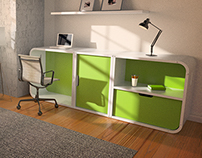 Mood - Multifunctional furniture