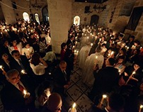 Holy Week & Easter Ceremonies of Christian Arabs