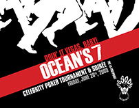 Ocean's 7 - SoSoDef - Celebrity Poker