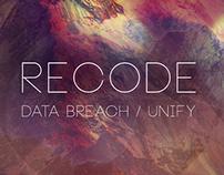 Recode EP artwork
