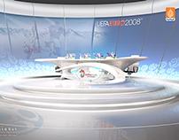 UEFA - EURO2008 Studios Al Jazzera Sport Network