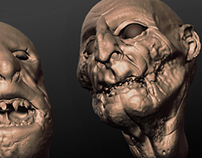 Digital Sculpts