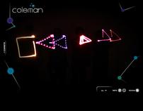 Coleman Rock - Web