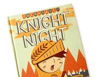 Owen Davey - Knight Night
