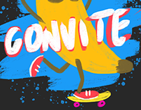 Convite 2014 | Artwork