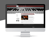 Joomla template pianodoktoren