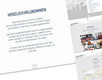 WEB DESIGN | Brunnert Messe