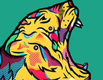Jake la Furia • Concept Artwork