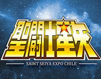 Saint Seiya Expo Chile
