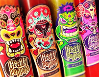 Crazy Peppers - Packaging
