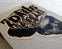 Tristán Tzara, Siete Manifiestos Dada - Book Design