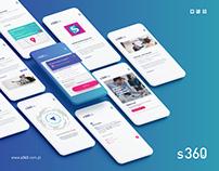 S360 - Brand Identity Reboot