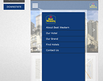 BEST WESTERN IN INDONESIA Android UX Design