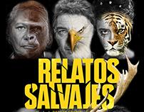 Poster alternativo para película Relatos Salvajes
