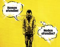 Uluslararası Af Örgütü 50.Yıl / Amnesty 50th Year