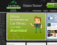 Las Olivas Pizza Gourmet